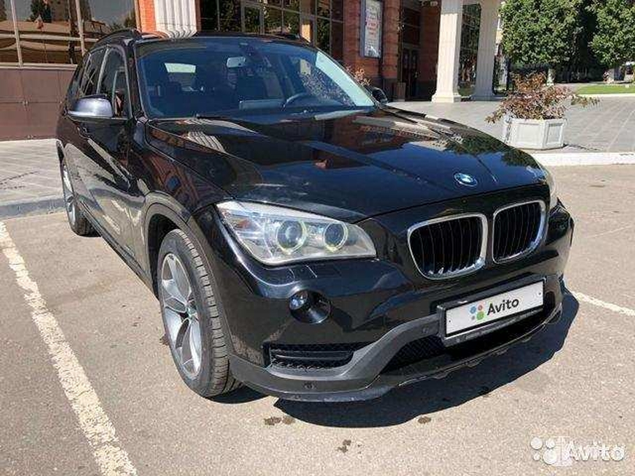 Продажа б/у BMW X1 (БМВ Х1) xDrive 20d Business 2.0d AT 4×4 2013 в Саратове за 850000 Р